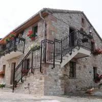 Hotel Apartamentos Rurales El Tio Pablo en tresviso