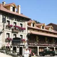 Hotel Hosteria Peña Sagra en tresviso