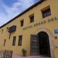 Hotel Hostal Mesón del Rey en tronchon