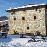 Hotel Casa Rural Pikatzaenea en trucios-turtzioz