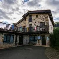 Hotel Posada Trebuesto de Guriezo en trucios-turtzioz