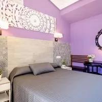 Hotel Las Abadías en trujillanos