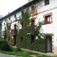 Hotel Casa Irigoien en uharte-arakil