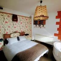 Hotel Loboratorio Rural, La Casa de al Lado en umbrias