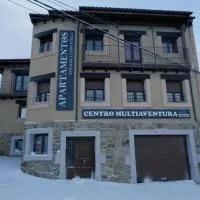 Hotel La Majada de la Covatilla en umbrias