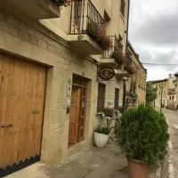 Hotel Casa Laiglesia en uncastillo
