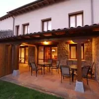 Hotel Casa Rural Espargoiti en unciti