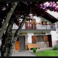 Hotel Casa Rural Malkornea en urdazubi-urdax