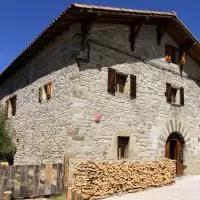 Hotel Casa Rural Ardantzena en urroz-villa