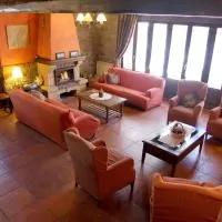Hotel Casa Rural juaningratxi en uztarroz-uztarroze