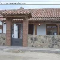 Hotel Casa Rural del Silo en vadillo-de-la-sierra