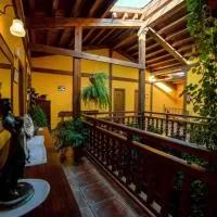 Hotel Posada Real de Carreteros en vadillo