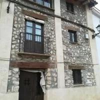 Hotel Casa Francisco Teruel en valacloche