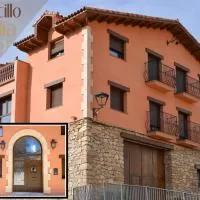 Hotel El Castillo de Celia en valacloche
