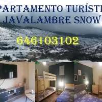 Hotel Javalambre snow en valacloche