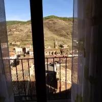 Hotel Apartamento Las Eras en valacloche