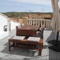 Hotel Circuito de Aragon. House up to 16 pax en valdealgorfa