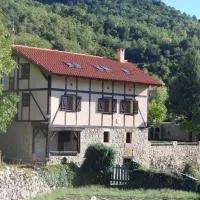 Hotel Casa Rural Natura Sobron en valdegovia