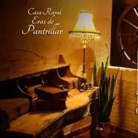 Hotel Casa rural eras de pantrillar en valdegrudas