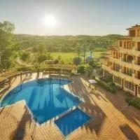 Hotel Ilunion Golf Badajoz en valdelacalzada