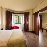 Hotel Hotel Badajoz Center en valdelacalzada