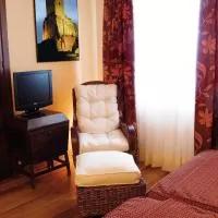 Hotel Hotel Rural La Cabaña en valdelcubo