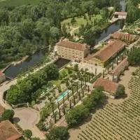 Hotel Hacienda Zorita Wine Hotel & Organic Farm en valdelosa