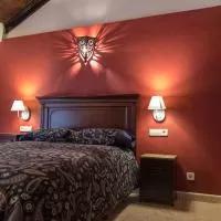 Hotel Casa Rural Mis Abuelos en valdenuno-fernandez