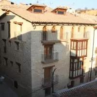 Hotel Apartamentos Doña Candida en valderrobres