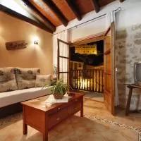 Hotel Apartamentos Santa Agueda en valderrobres