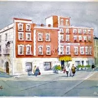 Hotel Zenit Imperial en valdunquillo