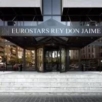 Hotel Eurostars Rey Don Jaime en valencia