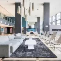 Hotel Ilunion Aqua 4 en valencia