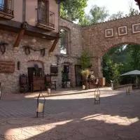 Hotel Alojamiento Rural Molino Del Batan en valhermoso