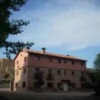 Hotel La Insula de Castilnuevo en valhermoso
