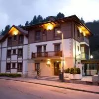 Hotel Erreka-Alde en valle-de-trapaga-trapagaran