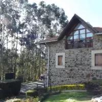 Hotel Urrezko Ametsa en valle-de-villaverde