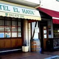 Hotel Hotel El Haya en valle-de-villaverde