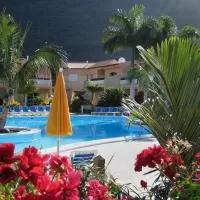 Hotel Apartamentos Jardín del Conde en valle-gran-rey