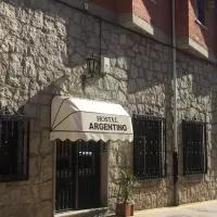 Hotel Hostal Argentino en vallejera-de-riofrio
