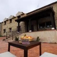 Hotel Las Siete Llaves en valleruela-de-pedraza
