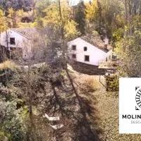 Hotel Molino del Feo en valleruela-de-sepulveda