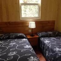 Hotel Camping Cubillas en valoria-la-buena