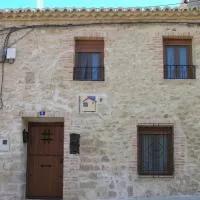 Hotel Casa Rural Sarmiento en valoria-la-buena