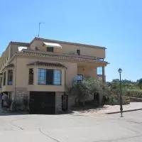 Hotel Hostal Restaurante Santa Cruz en valsalabroso