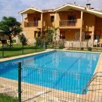 Hotel Casa Rural El Caz en valtablado-del-rio