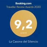Hotel La Casona del Silencio en valtajeros