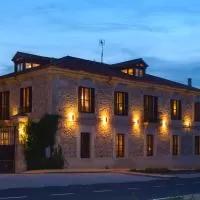 Hotel El Señorio De La Serrezuela en valtiendas
