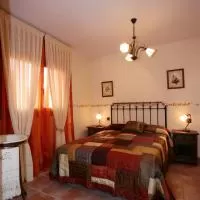 Hotel Casa Rural Los Pedregales en valtorres