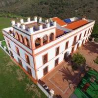 Hotel Cortijo de Boyero en valverde-de-burguillos